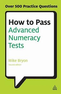 How To Pass Advanced Numeracy Tests  Improve Your Scores