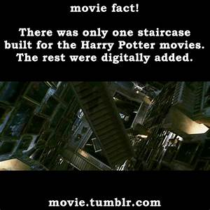 movie: Harry Potter Facts - More movie facts