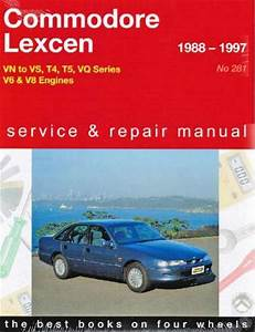 Holden Commodore Vr Vs Service Workshop Manual