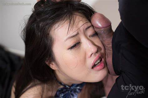 Chinese Schoolgirl Facial Youthful Dick