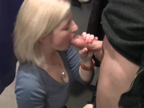 Changing Room Outdoor Amateur Blond Awesome Titty