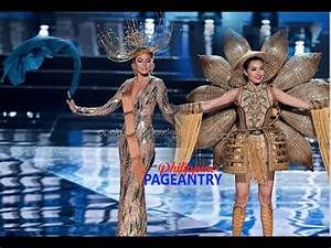 Miss Universe 2016/2017 - Miss Vietnam & Miss Philippines ...