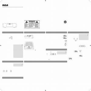 Rca Clock Radio Rp5405 User Guide