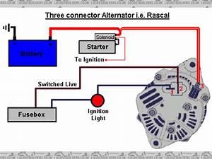 Denso Alternator Wiring Diagram
