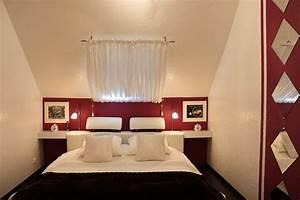 ide peinture appartement fabulous idee peinture chambre With amazing couleur peinture pour couloir 9 tableau rouge les montagnes moderne