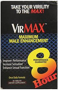 Virmax Review  2019   U2013 Does It Really Make Gaining An Erection Easier