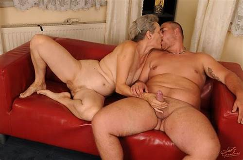 Lusty And Voluptuous Black Hair Milf Banged #Granny #Aliz #Works #Out #The #Cock #Of #A #Young #Man