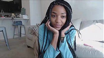 Young Ebony Teen First Time