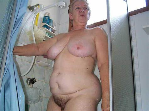 Dirty Milf In The Shower
