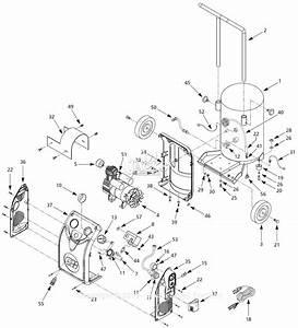 Campbell Hausfeld Hm700001 Parts Diagram For Air