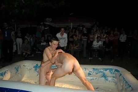 Teen Boys Nude Wrestling