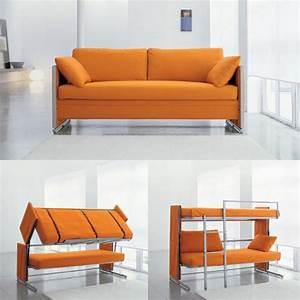 le canape lit nouvelle generation amenagement et With canapé lit petit