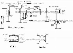 Roketa Atv Gy6 50cc Wiring Diagram