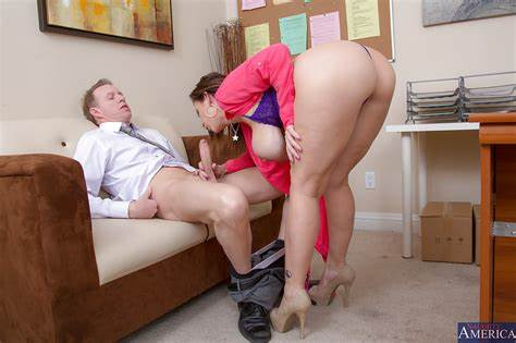 Milfs Woman Fucking On Satin Office Clothed Babysitter Sara Jay Is Sex With Her Stepdad In The