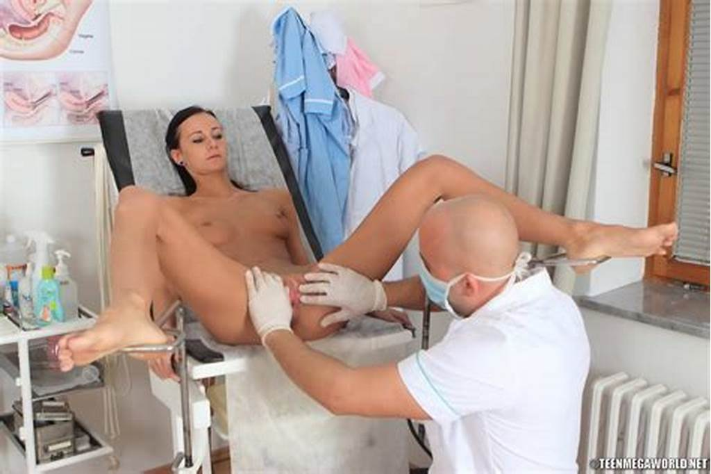 #Skinny #Teen #Physical #Exam #On #Hidden #Cam #Video