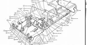 Free Auto Wiring Diagram  1964 Ford F