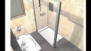 Kleine Badezimmer Neu Gestalten : kleine badezimmer youtube ~ Watch28wear.com Haus und Dekorationen