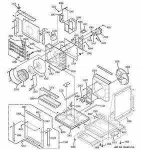 Ge Az85h12eacw1 Room Air Conditioner Parts