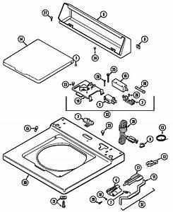 Maytag Lat8035aae Washer Parts