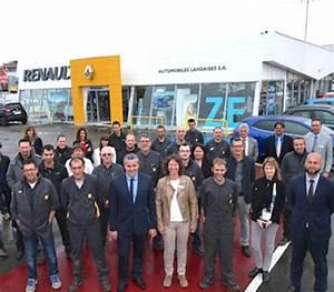 Garage Renault Tarbes : en moins de 40 ans depuis le b arn il a b ti un groupe qui emploie plus de personnes ~ Gottalentnigeria.com Avis de Voitures