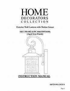 Home Decorators Collection Hb7251ma