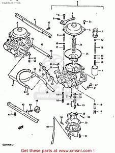 Kawasaki Kfx 400 Carburetor Diagram