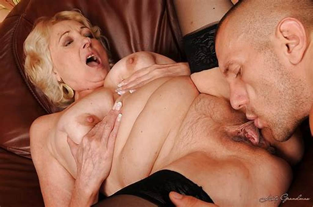 #Lusty #Granny #With #Ample #Ass #Gives #A #Blowjob #And #Gets