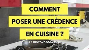 Poser Une Credence : comment pos une cr dence en cuisine youtube ~ Melissatoandfro.com Idées de Décoration
