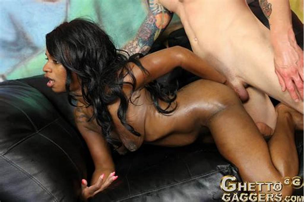 #Hot #Black #Babe #Trazcy #Kush #Brutally #Fucked #In #All #Her