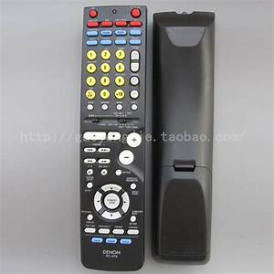 Universal Keys For Writers  Universal Remote For Denon