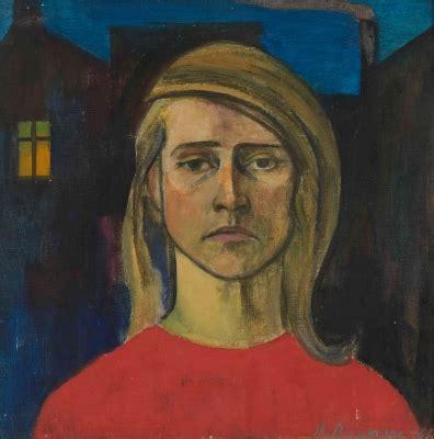 Biruta Baumane (1922-2017). Painting | Painting, Art ...