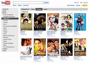 Youtube Movies Full : watch bollywood movies free online legally now on youtube ~ Zukunftsfamilie.com Idées de Décoration