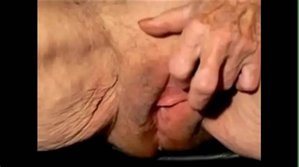 #Very #Old #Granny #With #Huge #Clit