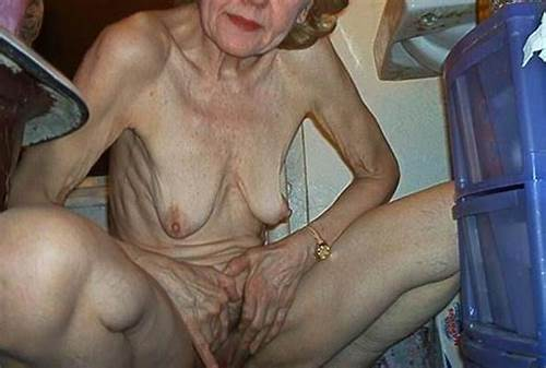 Slender Granny On Teenage #Extremely #Skinny #Granny #Posing