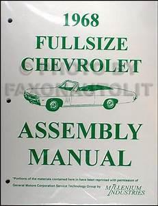 68 Impala Convertible Wiring Diagram  Vehicle  Vehicle
