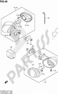 Suzuki Sfv650 Headlight Wiring Diagram