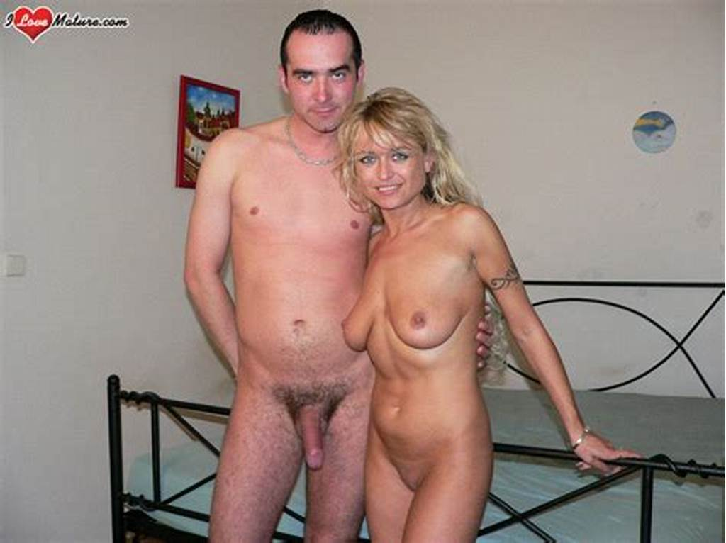 #Young #Men #And #Older #Women #Pose #Naked #After #Having #Sex