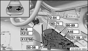 Fuse Box Diagram  U0026gt  Bmw 5 E61  2003