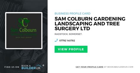 On the street of lake avenue north and street number is 718. Sam Colburn Gardening Landscaping and Tree Surgery Ltd | BookaBuilderUK Member Profile