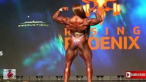 Females Bodybuilding - Margie Marvelous 2019 Ifbb Pro  Workout  Ifbb Muscles  Fitness