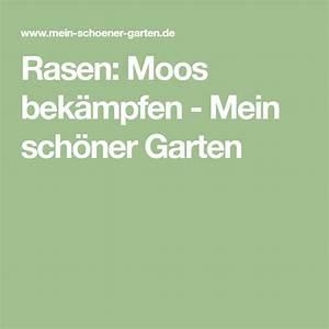Moos Im Rasen Beseitigen : moos im rasen erfolgreich bek mpfen moos im rasen rasen und moos ~ A.2002-acura-tl-radio.info Haus und Dekorationen