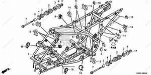 31 Honda Recon Parts Diagram