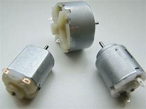 Miniature Small Electric Motor Brushed 1 5v