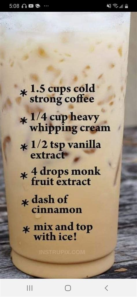 Just remember, fat contains a lot of calories per gram! Pin by Debi Chamberlain on Keto drinks in 2020 | Strong coffee, Keto drink, Heavy whipping cream