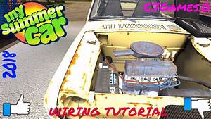 My Summer Car - Wiring Tutorial