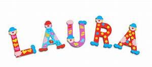 Buchstaben Zum Aufkleben : individuelle kinder buchstaben zum aufkleben namens ~ Watch28wear.com Haus und Dekorationen