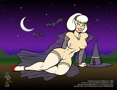 Sabrina Teenage Witch Nude