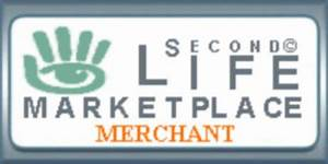 Second Life Marketplace - Second Life Marketplace Sign