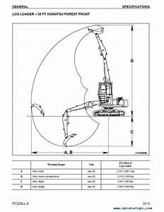 Komatsu Excavator Pc200