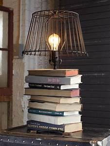 Fabriquer Une Lampe De Chevet : fabriquer une lampe id es pour les amateurs de bricolage ~ Zukunftsfamilie.com Idées de Décoration